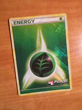 OtBG x1 Grass Energy Basic 2010 Play! Orgaized Reward Promo holo Foil Pokemon NM