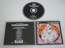 AIR/THE VIRGIN SUICIDES(RECORD MAKERS REC-01+VIRGIN CDV 2910) CD ALBUM
