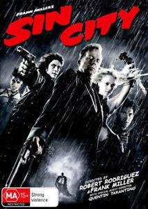 SIN CITY (2005) (2005) [NEW DVD]