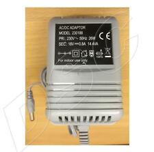 18V DC 800mA Mains Power Adapter with  2.5mm Connector