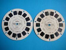 Transportation Viewmaster Collectable Photographic Images