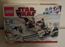 LEGO STAR WARS Snowtrooper Battle Pack Set 8084 New Sealed AT-AT Driver Minifig