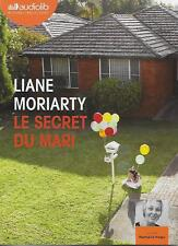 LIVRE AUDIO MP3 / LIANE MORIARTY : LE SECRET DU MARI - AUDIOLIB - 1 CD  - 30 %