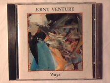 JOINT VENTURE Ways cd SWITZERLAND ENJA RARISSIMO COME NUOVO VERY RARE LIKE NEW