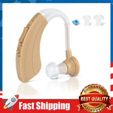 Digital Hearing Amplifier Aid Personal Sound Device 4 Channels Noise Reduction