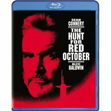 The Hunt For Red October (DVD,1990)