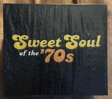 Sweet Soul Of The 70's Time Life 11 Cd Box Set - New Sealed