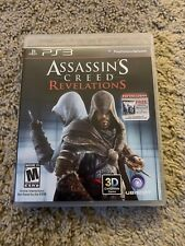 Assassin's Creed: Revelations (Sony PlayStation 3, 2011) Complete