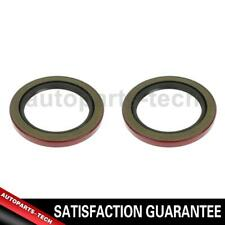 2x Centric Parts Front Inner Axle Shaft Seal For Ford F-250 1978~1999