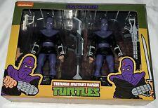TMNT Teenage Mutant Ninja Turtles NECA Foot Soldiers 2 Figure Set 2-Pack Cartoon