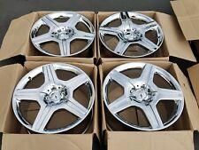 "NEW 19"" ML63 AMG Mercedes chrome OEM factory wheels rims 20 A1644011902"
