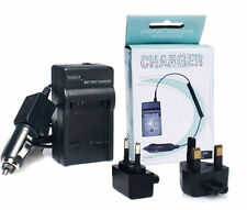 Camera Chargers and for Panasonic LUMIX