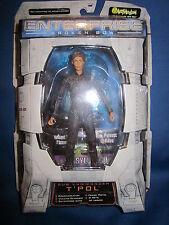 2002 Art Asylum Star Trek Enterprise Sub Commander T'Pol