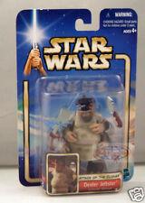 Star Wars AOTC Dexter Jettster Figure Hasbro 2002
