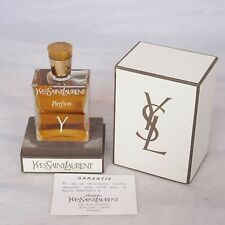 """VINTAGE Yves St. Laurent 60ml - 2oz Parfum """"Y"""" Perfume"""