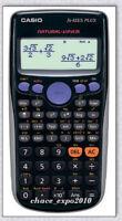 Brand New Casio Scientific Calculator FX-82ES Plus Black