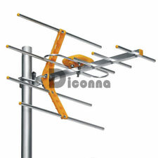 200 Mile Range Antenna TV Digital HD 1080 P 4K Antena Digital Outdoor HDTV