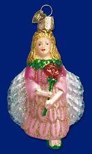 Rose Petal Fairy ornament ~ Old World Christmas 10109