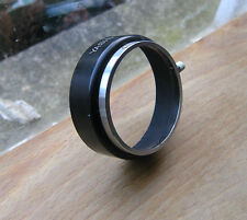 genuine Yashica rangefinder lens hood shade  48mm clamp on