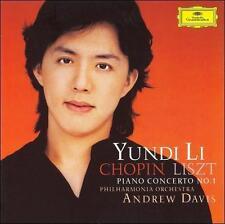 Chopin/Liszt: Piano Concerto No. 1, Yundi Li, Good