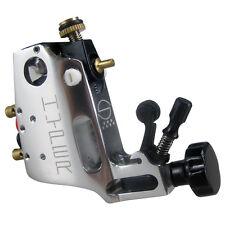 Top Aluminium CNC Rotary Tattoo Machine Gun Stigma Hyper V3 Shader Liner Silver