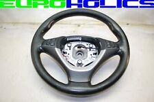 BMW E70 X5 07-11 3 Spoke Sport Steering Wheel Heated Black Leather 32306780580