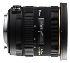 Sigma 10-20 mm / 3,5 EX DC HSM für Canon EOS Digital Neuware