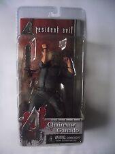 NECA Resident Evil 4-MOTOSEGA Ganado Action Figure-videogioco giocattolo, Gamecube