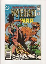 Weird Ware Tales #94 - Dec 1980 - DC