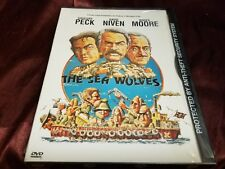 The Sea Wolves (DVD 1999) Gregory Peck, David Niven, Roger Moore; New/Sealed!
