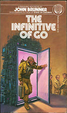The Infinitive of Go by John Brunner-1980-First Edition
