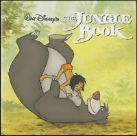 THE JUNGLE BOOK - WALT DISNEY SOUNDTRACK D/Remaster CD *NEW*