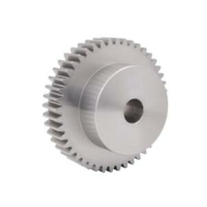 S25/95A 2.5 Mod x 95 Tooth Metric Spur Gear in Steel