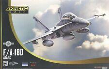 1/48 Kinetic F/A-18D Hornet ATARS #48033