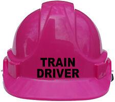 Train Driver Children/'s Kids Hard Hat Safety Helmet Cap One Size Gift