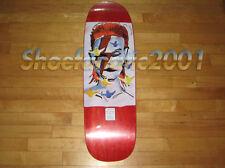 Primewood LA Jason Lee Mark Gonzales David Bowie Old School Skateboard Deck Red