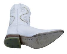 Kids Cow Boy 3x Toe Western Genuine Leather Boots Style : DB Kids 3x Toe