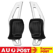 Silver Aluminum Shift Paddle Shifter DSG VW Golf 5 Golf 6 MK5 MK6 GTI R32 R R20