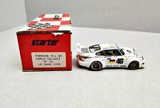 1:43..Aus Bausatz..Starter--Porsche 91 GT Carlo Colucci #46 in OVP  / 5E 268
