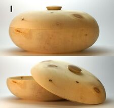 Zirbenholz-Brotdose ca 30 x 14 cm