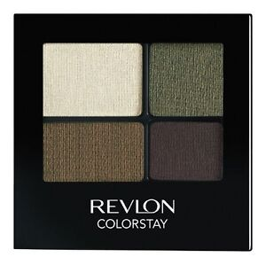 Revlon Colorstay 16 Hour Eye Shadow Quad - Adventurous 515