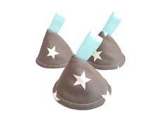 Grey Star Pee Pee TeePee x 3 // Wee Stop Cones Teepees // Boy Baby Shower Gift