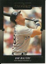 1992 Donruss Rookie Phenoms Dan Walters BC12 Padres