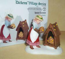 Honey Harvest - 2017 Dickens' Village figurine NEW in Box