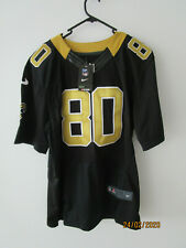 NEW WITH TAGS NEW ORLEANS SAINTS GRAHAM NFL GRIDIRON JERSEY...SIZE ADULT SMALL.