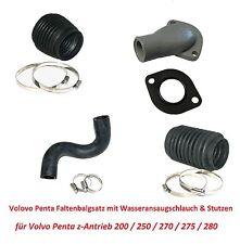 Faltenbalg Service Kit für Z-Antriebe von Volvo Penta 250 - 270 - 275 - 280 Balg