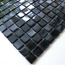 echantillon mosaique pate de verre sol et mur mv-rainbow-carbon