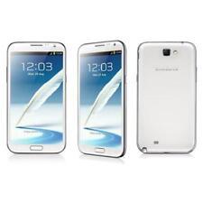 SAMSUNG GALAXY NOTE II N7100 16GB BLANC ECRAN 5.5 HD SUPER AMOLED COMME NEUF