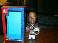 JERRY RICE BOBBLEHEAD OAKLAND RAIDERS LIMITED EDITION AGP DOLL HALL OF FAMER NEW
