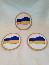 "Ukraine Boxing gloves magnets-Set of ""3""-Very K@@L GIFT ITEM-World Wide shipping"